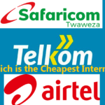 cheap internet in Kenya