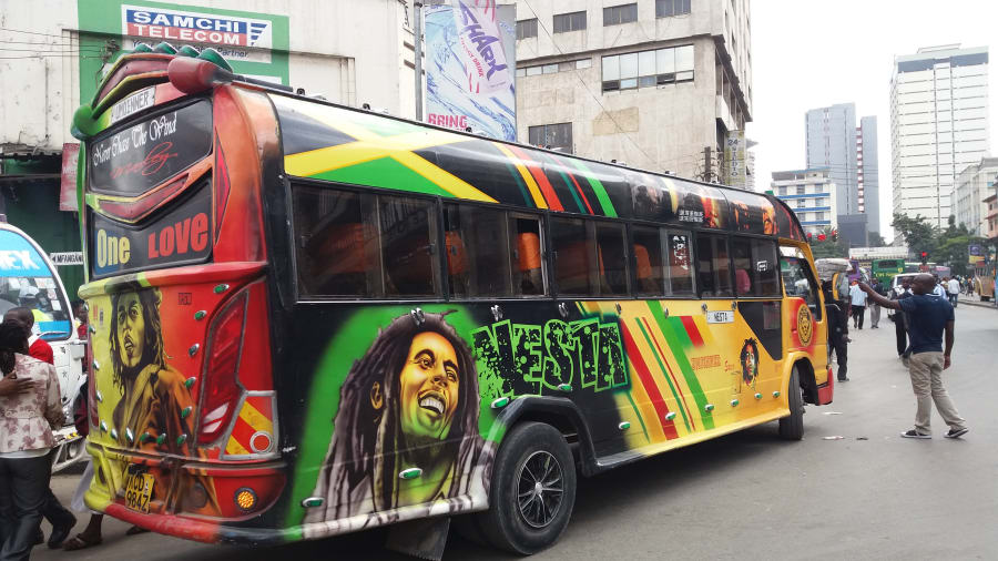 matatu routes in nairobi