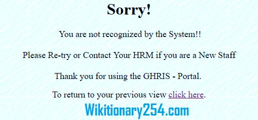 www ghris go ke payslip view