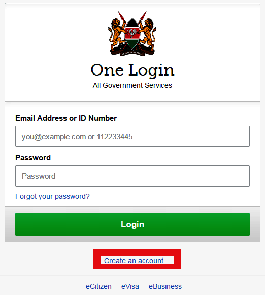 e citizen registration