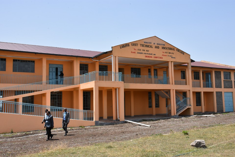 laikipia east technical training institute