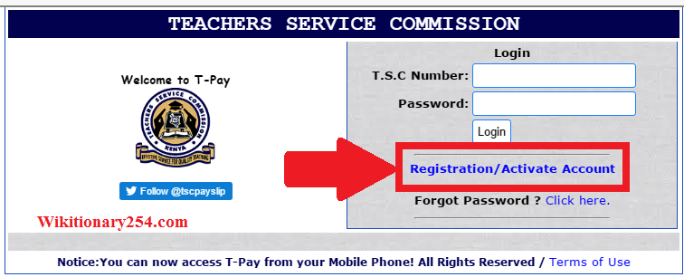 TSC Payslip Online: Here is how to register and download your