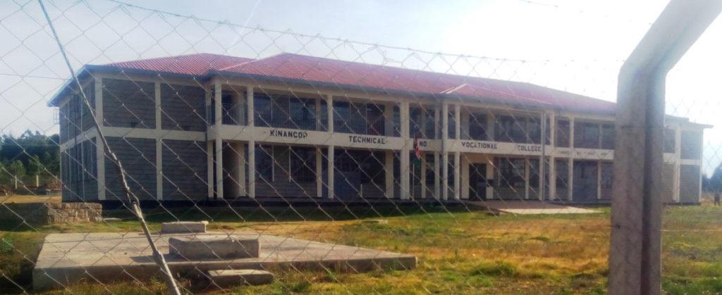 kinangop technical training institute address