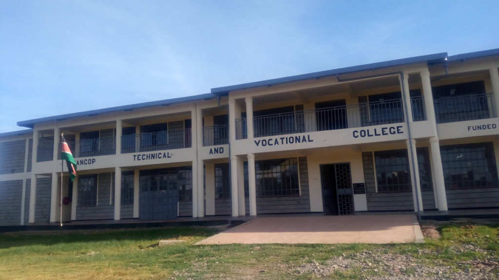 kinangop technical and vocational college