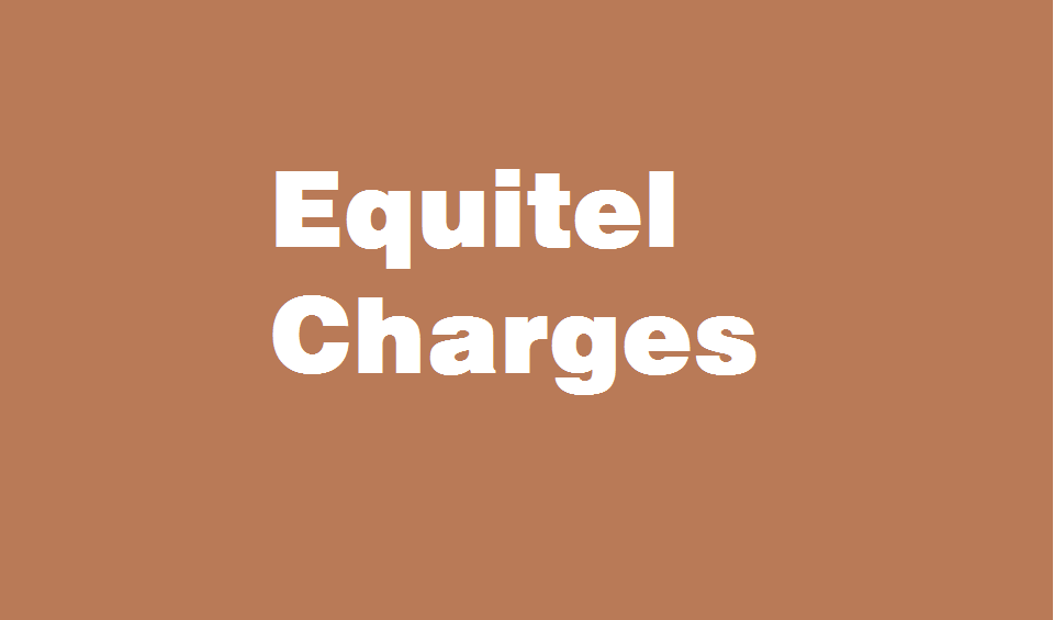 equitel charges