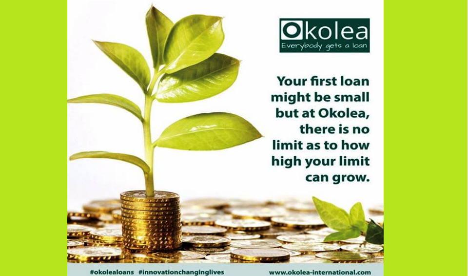 Okolea Loan Application