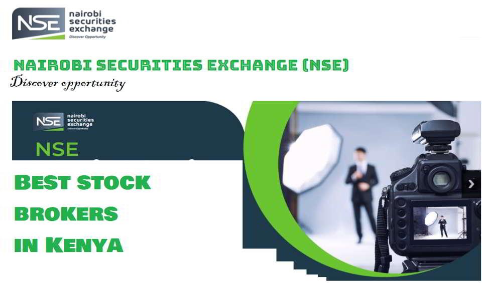 Best stock brokers in Kenya